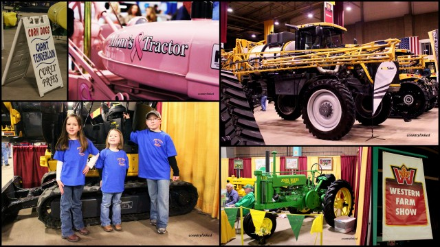 Farm Show Collage
